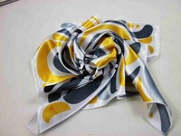 Small facecloth small silk scarf all-match small facecloth 1250