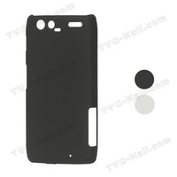 Rubberized Hard Plastic Case for Motorola DROID RAZR MAXX 10Pieces/Lot Free Shipping MHC-MAXX-01