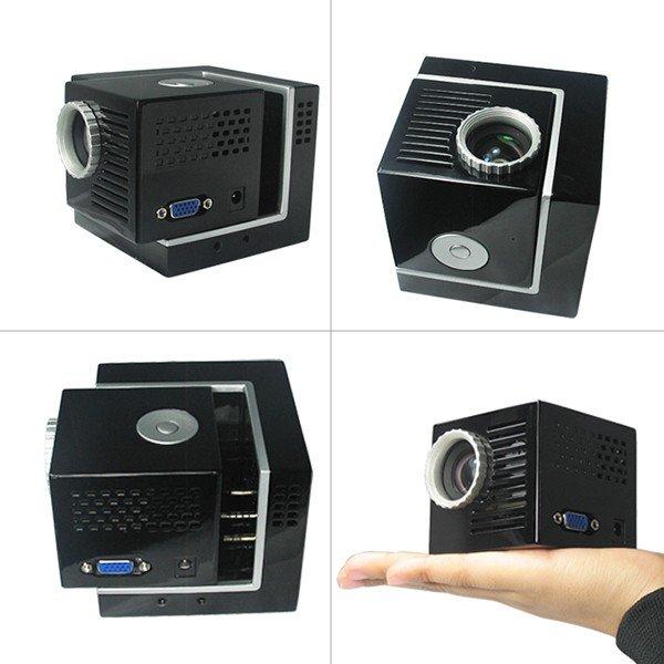 miseal icube портативный проектор мини-проектор hd