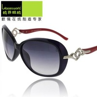 free shipping new sunglasses lady glasses the sun glasses to restore ancient ways leopard grain boom women sunglasses