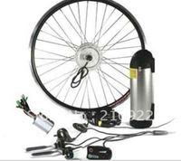 24V front Wheel) Conversion Kit DIY Ebike Electric Bicycle/electric bike Conversion Kit+LED display with 24V 10Ah li-ion battery