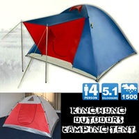 High quality tent Automatic camping tent resist uv 3-4 people camping tents Double layer rainproof tents canopy tents TENT12013
