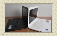 Free Shipping 13.3 Inch Notebook Laptop Intel Atom D2700 2.13Ghz 1GB DDR3 RAM 160GB HDD DVD-RW 1pcs