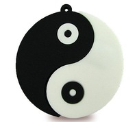 USB FLASH PEN DRIVE YING YANG SYMBOL SIGN 4GB/8GB/16GB