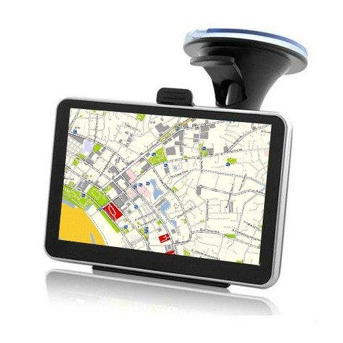 "S5Y 4.3"" LCD Touch Screen FM Free Maps Sat Nav Car MP4 GPS Navigation Navigator(China (Mainland))"