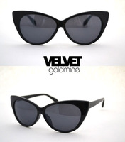 Free Shipping Vg kiko vintage cat-eye sun glasses sunglasses+Glasses box