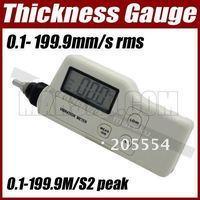 GM220 LCD Digital Film Coating Thickness Gauge Smart Sensor Paint Thickness Meter Tester #3263