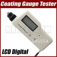 LCD Digital Film Coating Thickness Gauge Smart Sensor Paint Thickness Meter Tester #3264