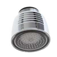 Glow Temperature Sensor LED Water Stream Faucet Tap 3 Color RGB  led mixer