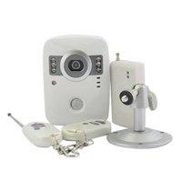 China Post Free Shipping! 3G Remote securlty camera with 2 Way Video Call Monitor Camera 3G-B2