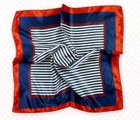 Free shipping! fashion silk scarves/ silk scarf shawl/stripe print/for Workplace office lady style