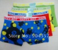 Boys Underwear Bear Cartton Kids Underpants Panties Shorts Pants Colorful Cartoon Style Cotton