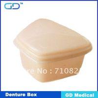 2012 HIGH QUALITY cheap hot sale Denture Case size  98X76X60MM