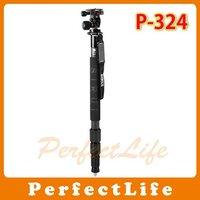 Quick Carbon ballhead monopod P-324+L10 For Digital Camera 178cm, max load 10kg A032A003