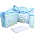 6 kinds Multifunctional nappy / piece set mummy / infanticipate / parent-child bag