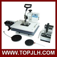 5 in 1 Heat Press Printing Machine