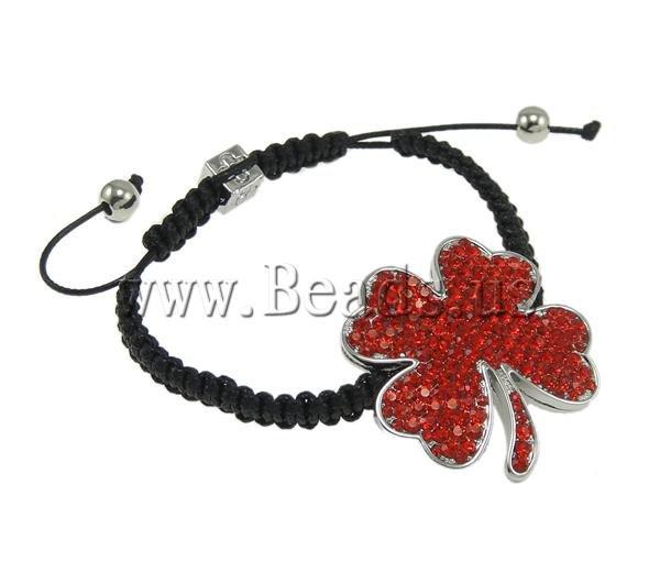 Браслет на шнурках Beads.us Shamballa ,  handcrafed ,  39x41mm 7,5 120310144255 браслеты шамбала shamballa original в днеперопетровске