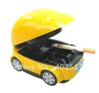 free shipping.fashion design car ashtray.environmental protection smokeless ashtray.colors