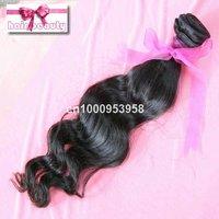 3pcs/lot extension hair Brazilian 100% huaman virgin remy natural hair weaving