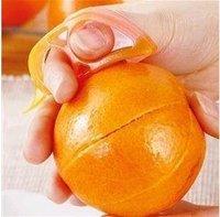 10 pcs/pack Orange Peeler Dexterous Orange Cutter Fruit Peeling (KA-15)