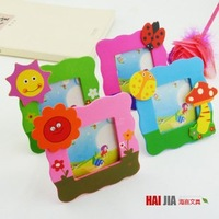 wholesale toy Special small photo frames & creative students prizes cute new stationery gift 6pcs/lot free shipping 9*9cm