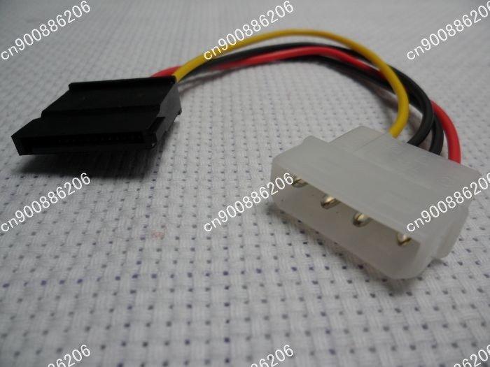 IDE to Serial ATA SATA Power Cable Adapter(China (Mainland))