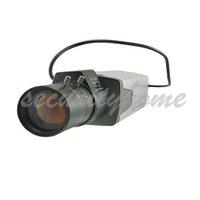 "Mini 1/3"" Sony Color Super CCD 600TVL 6-60mm  DC Auto IRIS lens Camera"
