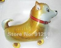 $10 off per $100 order 50pcs/lot  Aluminum Foil balloons ,mylar balloons , walking pet balloon .free  shipping one design