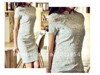2012 vintage flower peony fashion top short design fluid linen cheongsam
