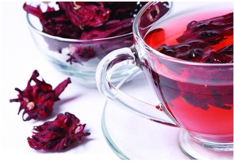 Каркаде напиток чай