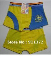 Cotton mixed colors Children's boxer underwear boys underwear