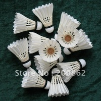 DAYI-bisai Grade High-quality goose feather badminton shuttlecock for Training