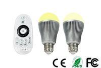 B22 RF Led Remote Control Light Bulb, 6W, E27, Dimmble, CCT Changing 3000~6500K, European hot seller, led dimmable light bulb