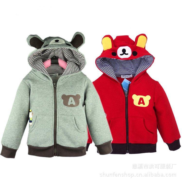 free shipping 4pcs 2012 new boy coat autumn jacket boy cartoon