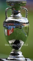 UEFA CHAMPIONS LEAGUE EUROPEAN HENRI DELAUNAY CUP TROPHY MODEL REPLICA 26cm 1.1kg