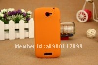 1pcs Free shipping New Soft Silicone Skin Cover Case for  HTC One S / Z520e  with tracking number