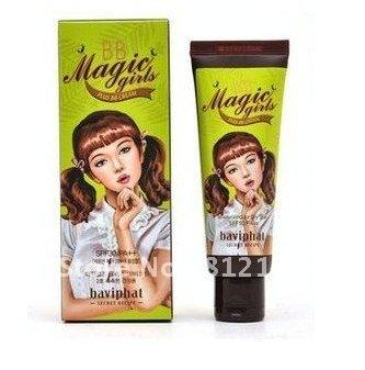 Wholesale BB cream Baviphat top magic SPF30 BB Cream 100% Guarantee 45 ml 12pcs/lot