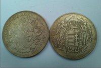 1780 Patrona S.maria mater coin