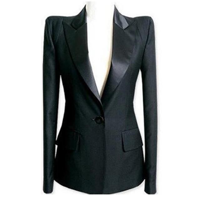 Blazer Shoulder Size Blazer Outerwear Shoulder
