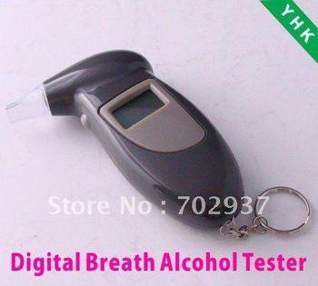 Breathalyser Breathalyzer, Digital Alcohol Breath Tester, Free shipping,OS708