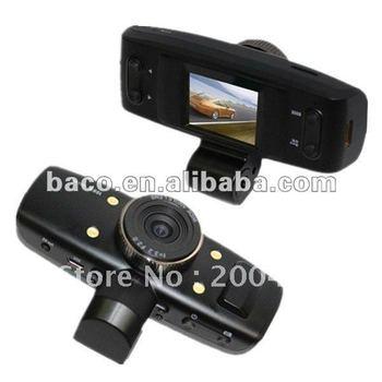 GS1000 Ambarella gps Full HD 1080P h 264 120 degrees angle 1.5inch LCD car camera
