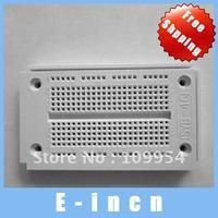 100pcs Breadboard 270 Point Solderless PCB Bread Board 23x12 SYB-46 Test DIY, free shipping