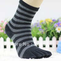 [ Free Shipping ]  New Arrival special offer colorful lovely candy socks , sport sock , women sock five toes socks  10pairs/lot
