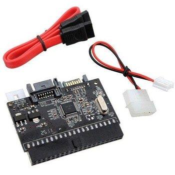 F02655 2 in 1 SATA to IDE Converter / IDE to SATA Combo Converter