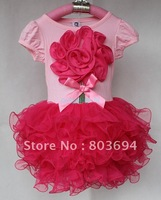 2012 new good looking b2w2 dress girls. baby summer DRESS   /free shipping   HL--