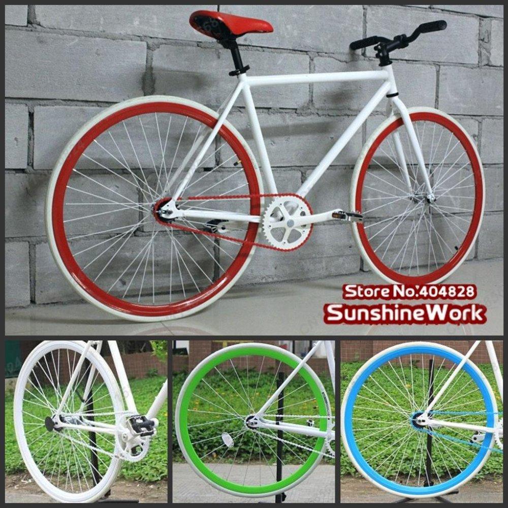 Как сделать на простой велосипед