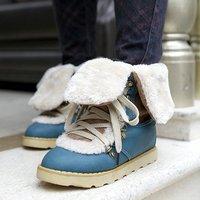 Женские ботинки PU weomen skmy/s115