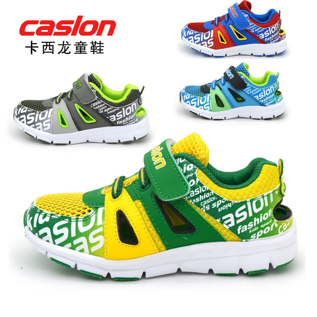 2012 Summer Children Gym Athletic Sport Sneaker Shoes Running Sport Breathable Sandals for Boys Free Shipping 1pairs(China (Mainland))