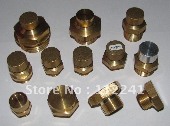 BSP 1/2 Air Vent plugs(China (Mainland))