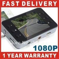 HD 1080p Camera car video recorder 2.7inch TFT LCD HDMI Car DVR K6000 dash registrar with Motion Detector